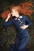 Sleeping beauty by antoanette