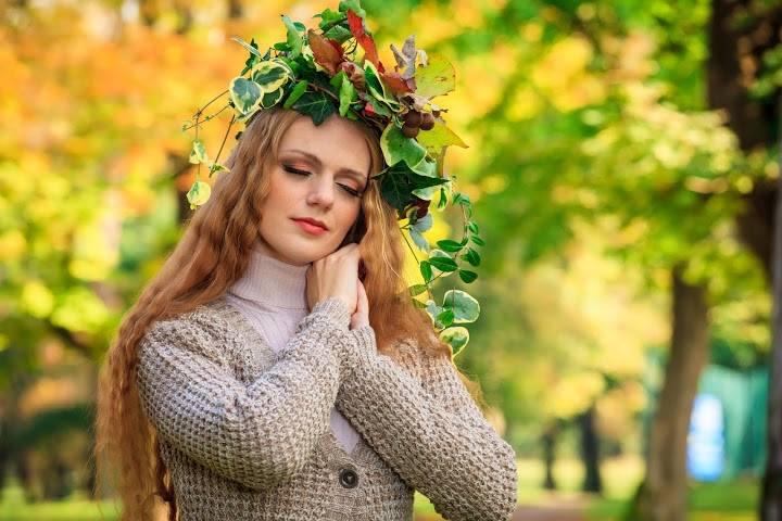 Fallin' in fall by antoanette
