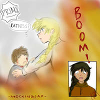 Prim- Hunger Games- SPOILER by Kcie-Aiko