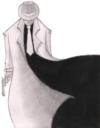 Trench Coat Noir