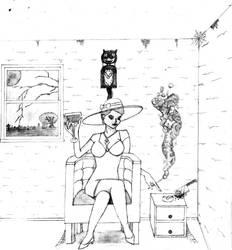 Lady Vice by darkalleydigital