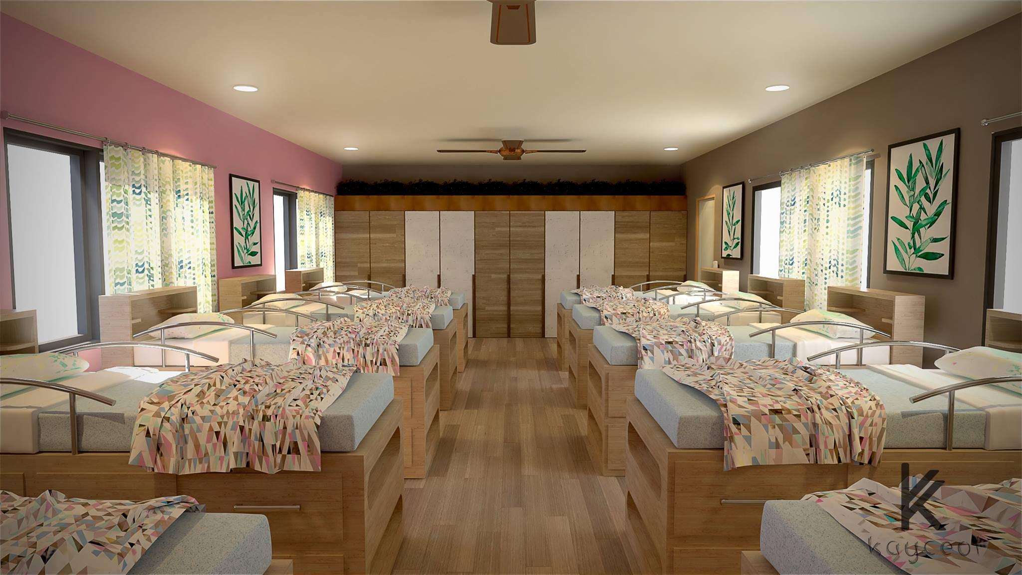 Orphanage Girls Bedroom By Kayceol On Deviantart