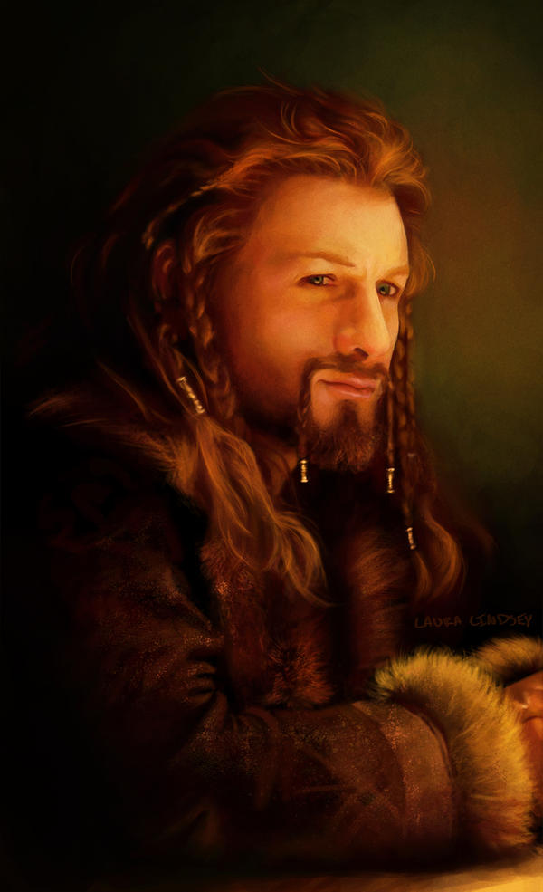 dibujos - el Hobbit  impresionantes dibujos Sors_salutis_by_oathtoorder-d5t3jcm