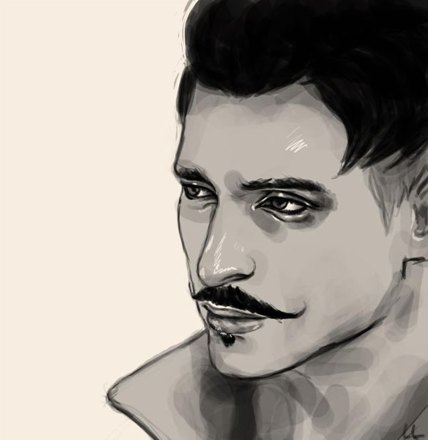 Dorian by OathToOrder