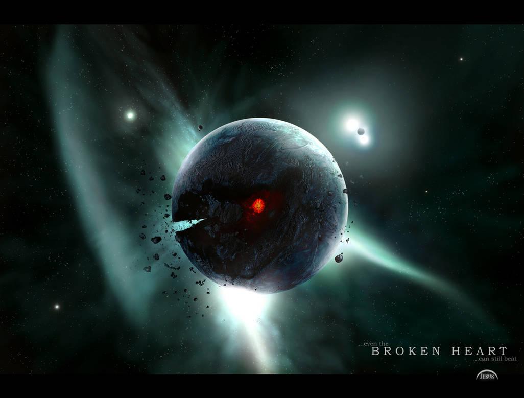 Broken Heart by JoeyJazz