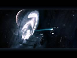 Wormhole by JoeyJazz