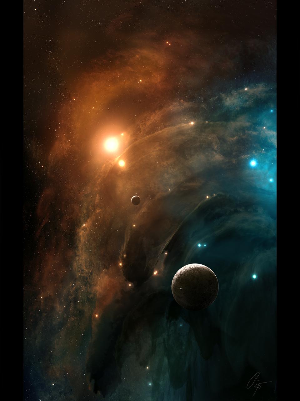 Space 2 dans Divers Just_Space_by_JoeJesus