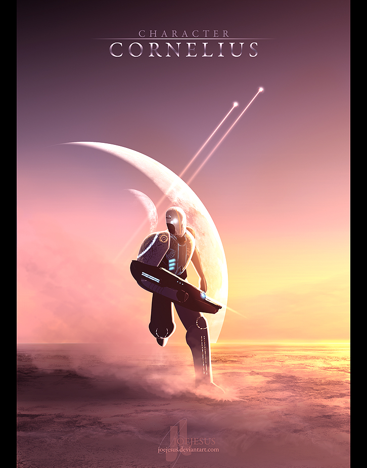 Cornelius by JoeyJazz