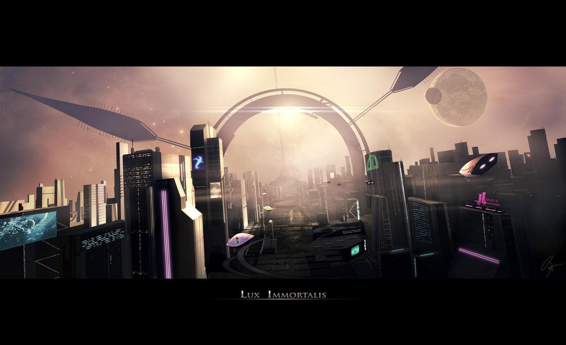 Lux Immortalis by JoeyJazz