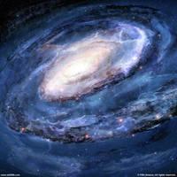 AD2460 - Galaxy map