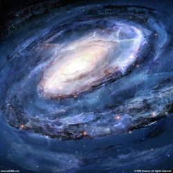 AD2460 - Galaxy map by JoeyJazz