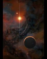 Space art... again by JoeyJazz
