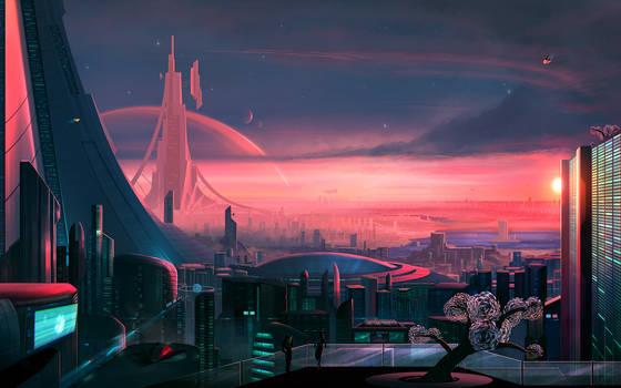 Antares by JoeyJazz