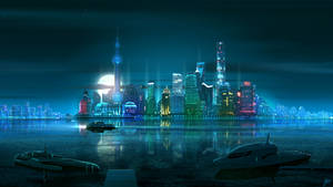 The Bund - A nightlife gift