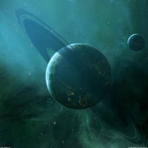 AD2460 - Habitable world II