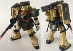AMS-129G Geara Zulu Ground Type