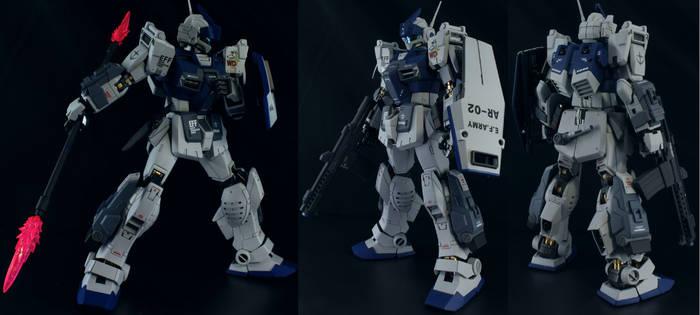 RGM-79DO[WD] GM Dominance White Dingo Custom
