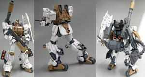 RX-79[G/BD] Gundam Trooper by Unicorn