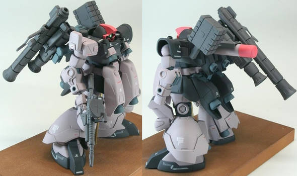 MS-09RZ Dom Zerstorer by Syou