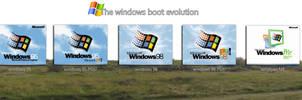 New Windows Boot Evolution