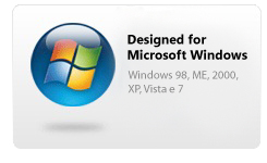Designed For Microsoft Windows by metrovinz