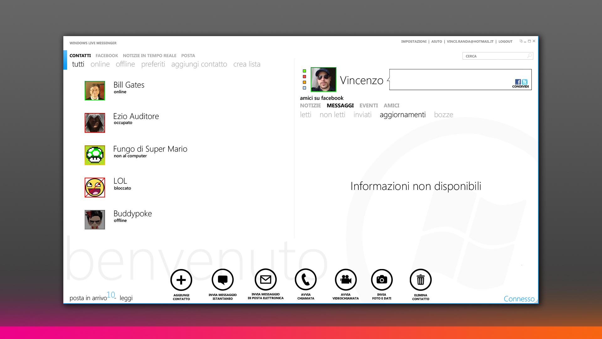 New WLM 2011 Modern UI Concept by metrovinz on DeviantArt