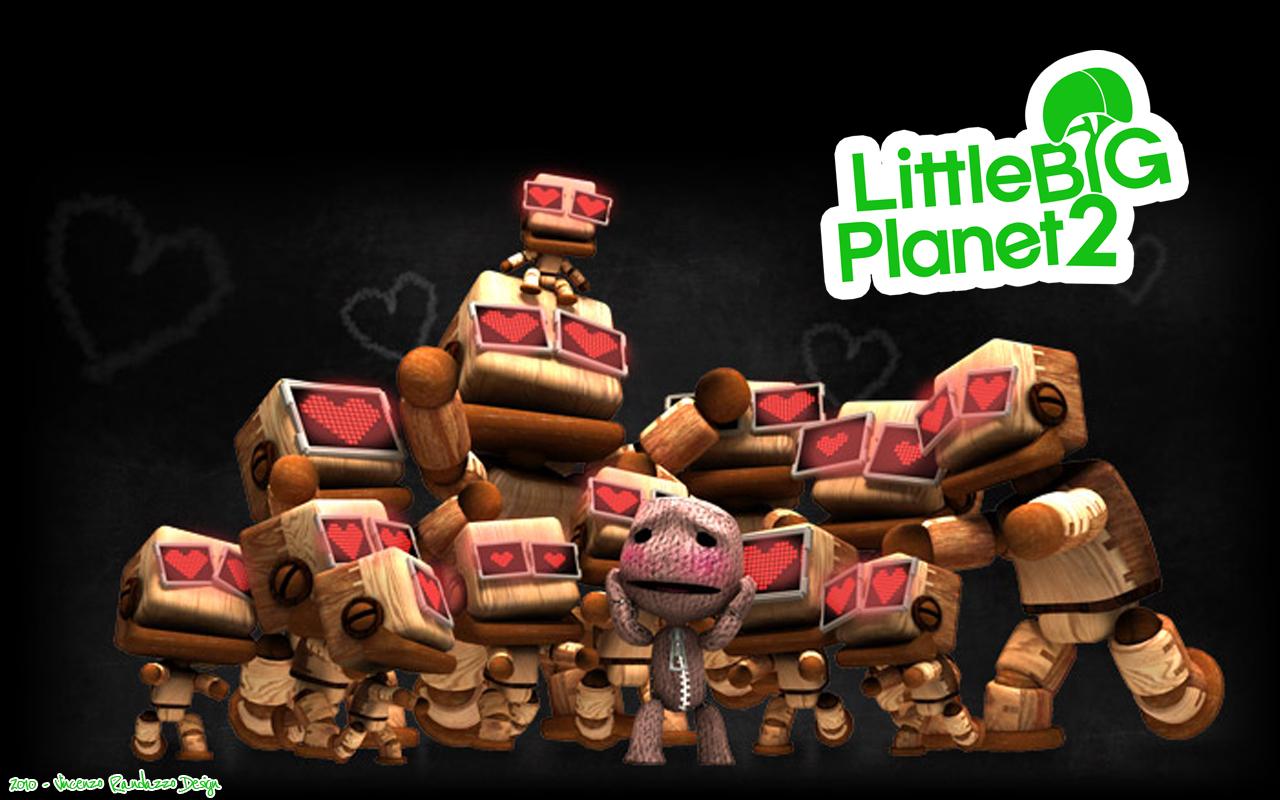 Little Big Planet 2 wallpapers | Little Big Planet 2 stock photos