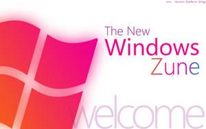 The New Windows Zune by metrovinz
