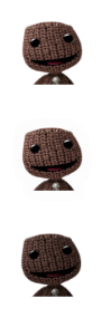 Sackboy StartOrb for Windows 7 by metrovinz