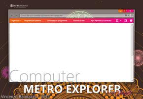 Modern Explorer Mockup by metrovinz