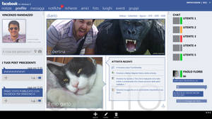 Facebook for Windows 8 CONCEPT by metrovinz