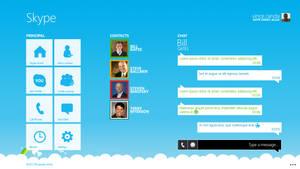 Modern Skype v4