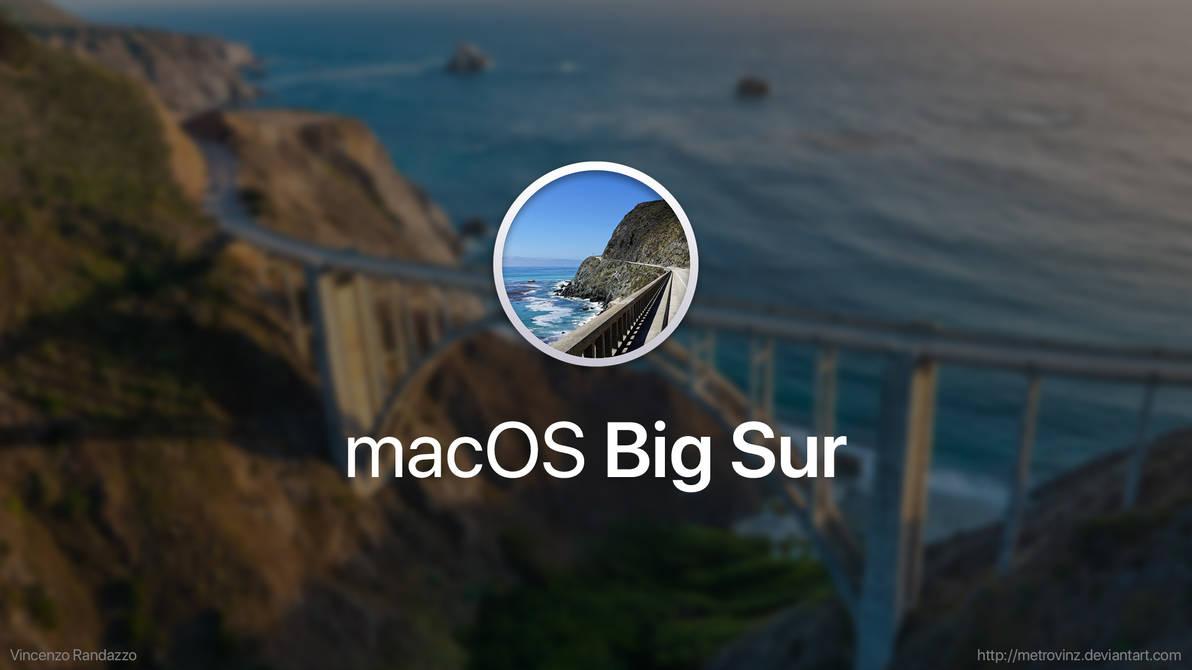 Introducing macOS 10.15 Big Sur by metrovinz