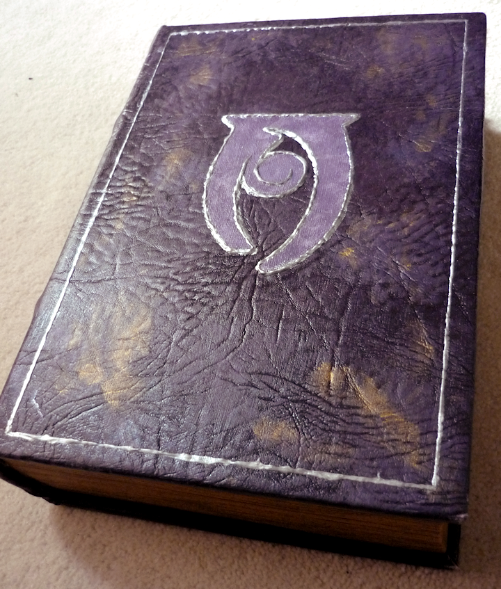 Conjuration Spell Tome box by unsteadily
