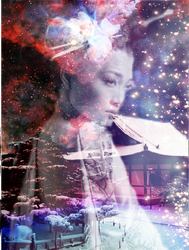 Ghost of Geisha by TexasPanda