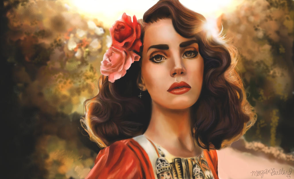 Lana by Morganellie
