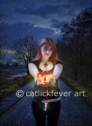 The Key by catlickfever