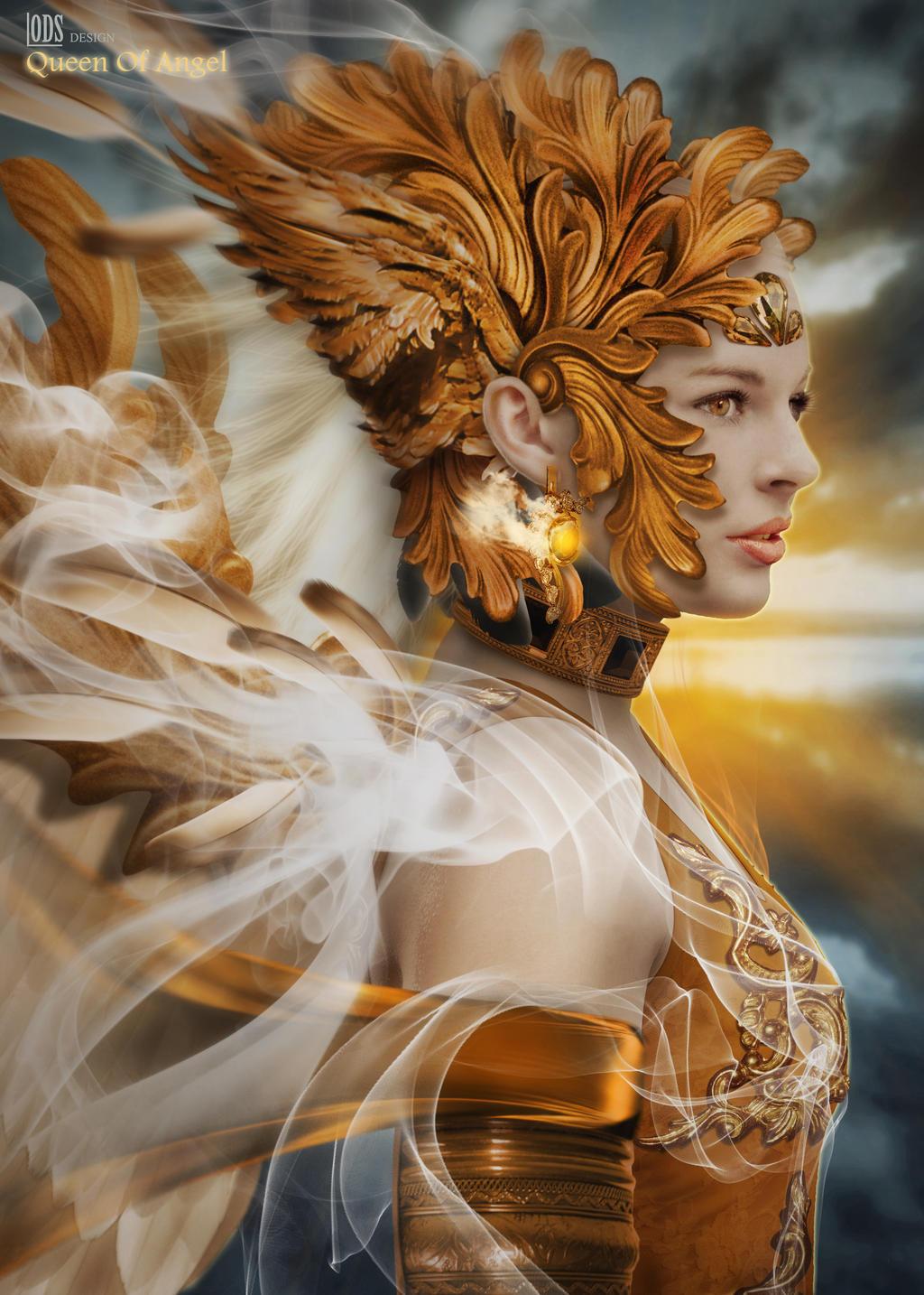 ANGEL QUEEN - Fashion | Dolce Luxury Magazine