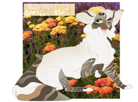 CLOSED|| Auction || Sonorous Fields by PeachmiIk