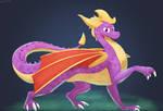 Spyro5 by Jackolen