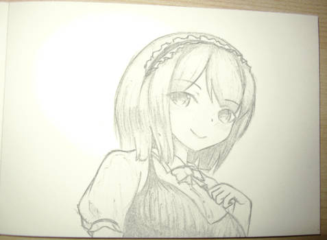 Sketch by Lu-Luna