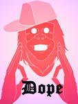 Dope Monkey by Reminoncross