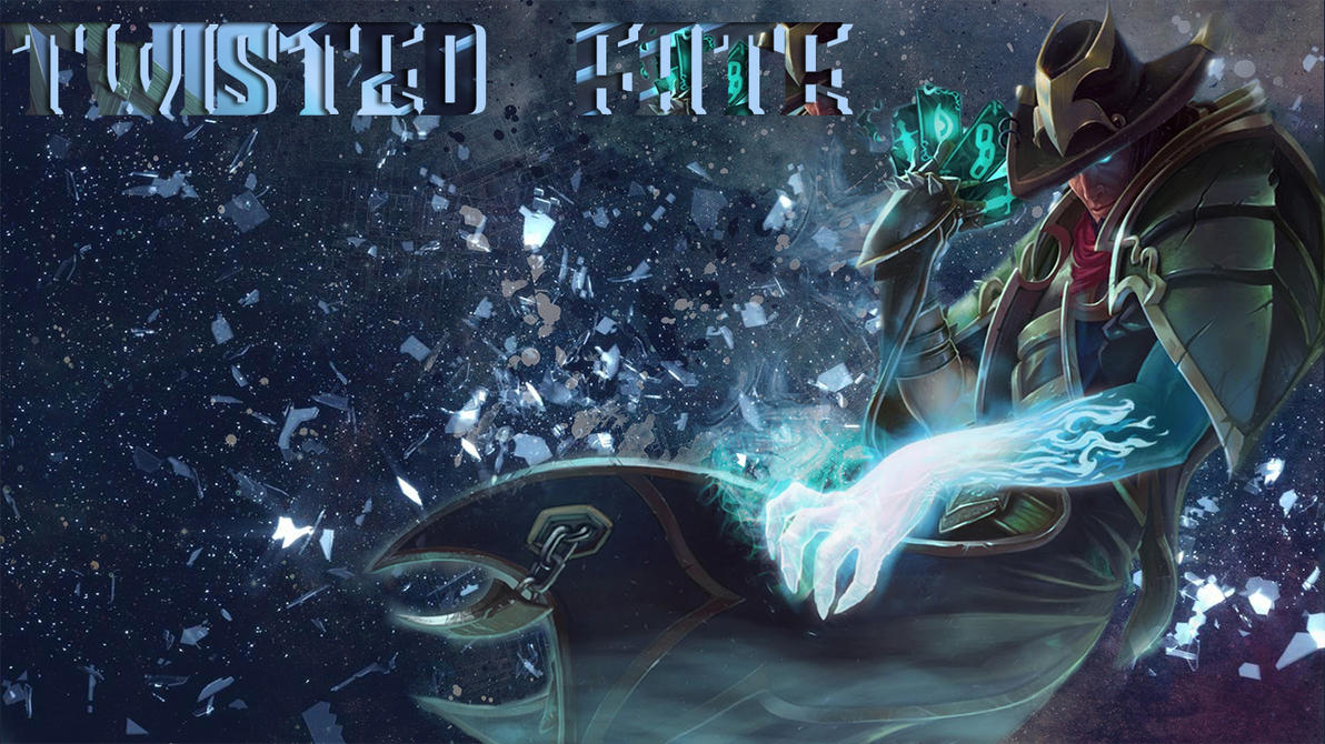 Underworld twisted Fate wallpaper 1366x768 300ppi by ...