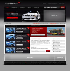 tristate-leasing.com Interface