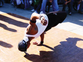 Street Break Dancing