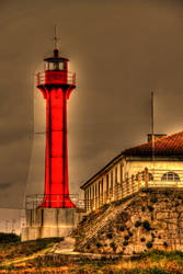 lighthouse HDR by booster84