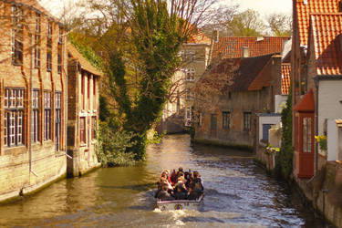 Brugge by booster84