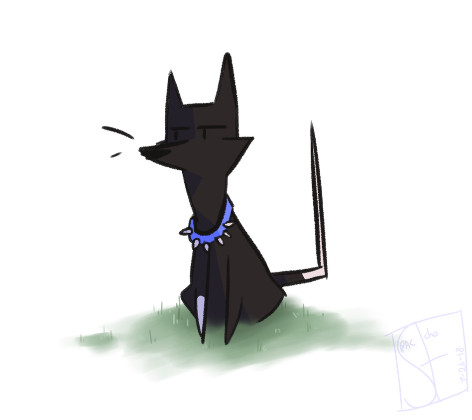 Scourge the Tiny Cuck by SpaceEcho