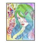Rainbow Music by desiree-amber-moore
