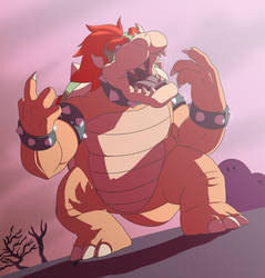 Bowser by JR343